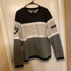 Women's NFL Raiders Sweater